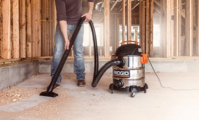 10 Best Shop Vacs For Dust Collection in 2020 1