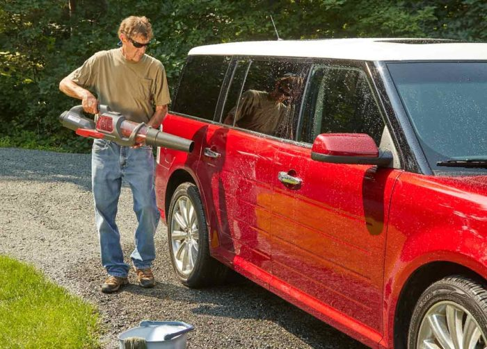 Best Blowers For Drying Cars 3