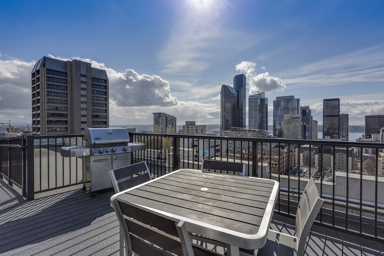Best Grills for Apartment Balcony 3