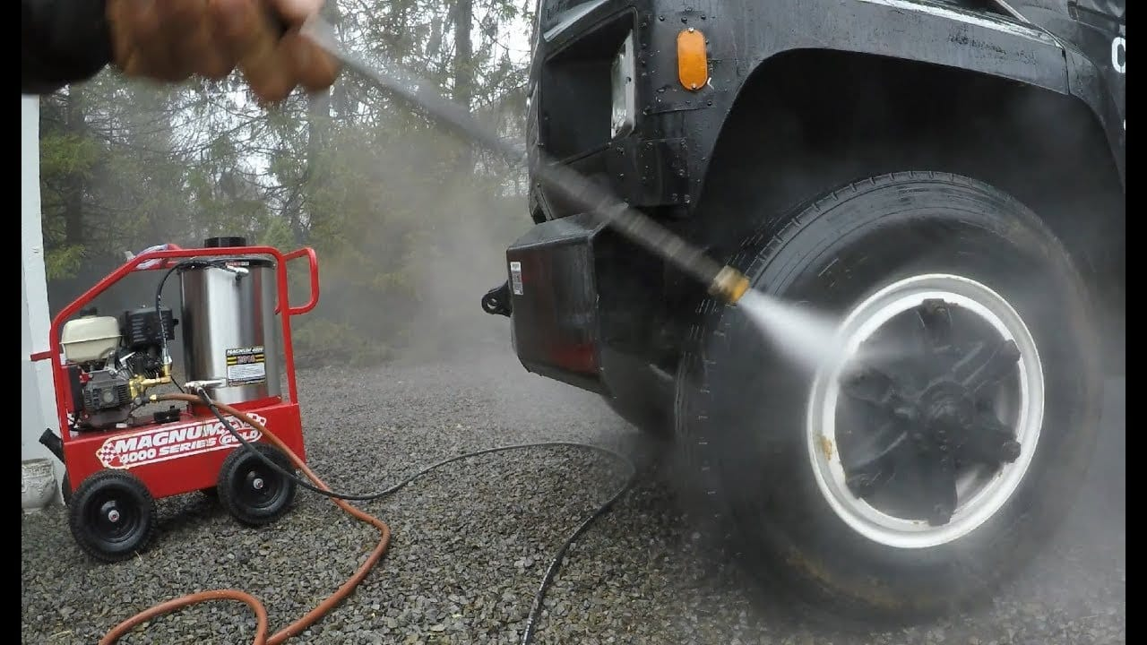 Best Small Hot Water Pressure Washer 2