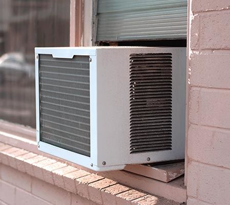 How to Clean Window ACs WO Removing It Removing It 4