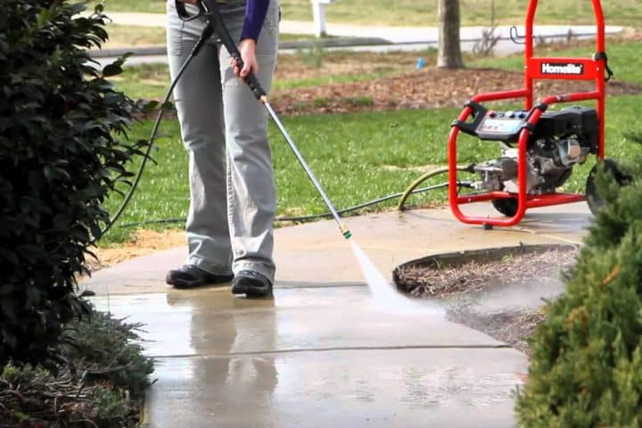 Top Hot Water Pressure Washers 1