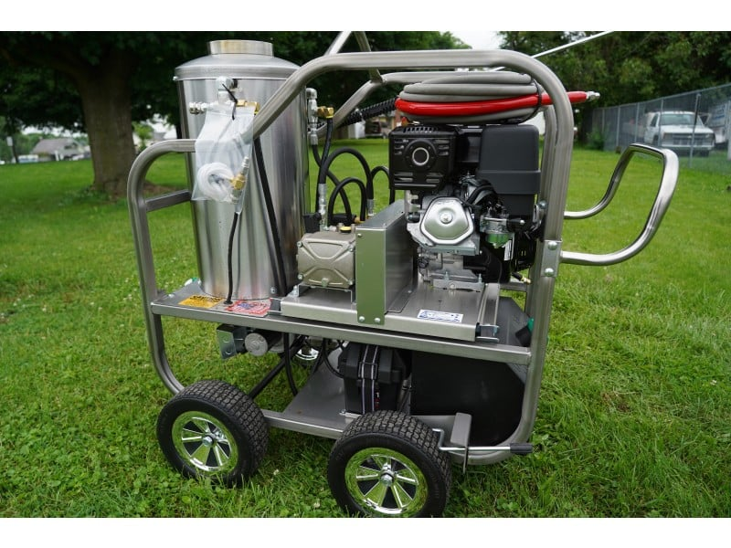 Top Hot Water Pressure Washers 2
