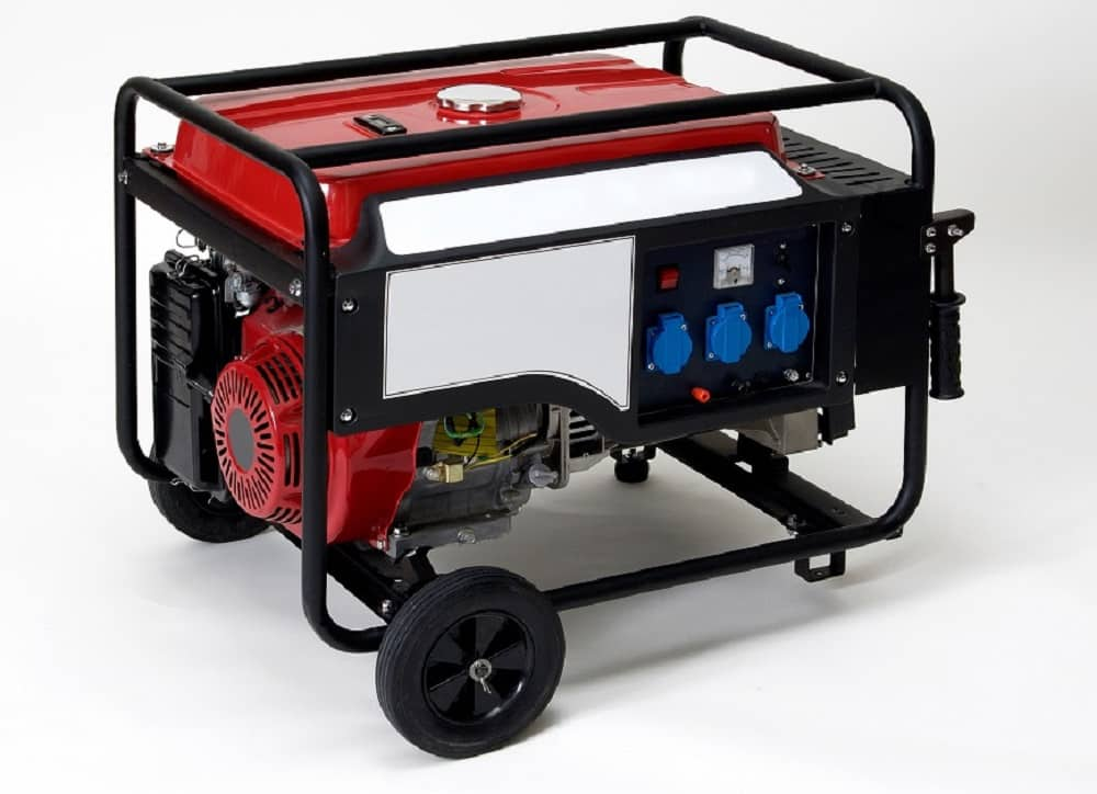 isolated Portable Electric Generator