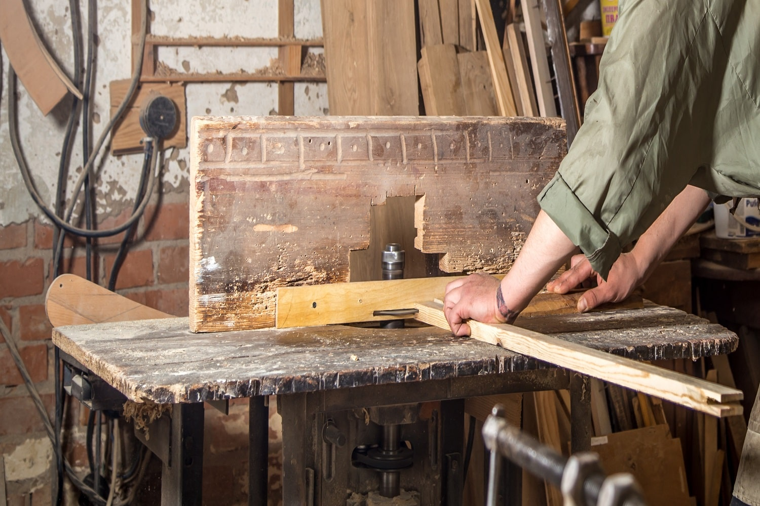 Benchtop Jointer for Woodworking 3