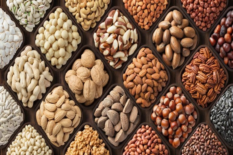 Types of Nuts 2