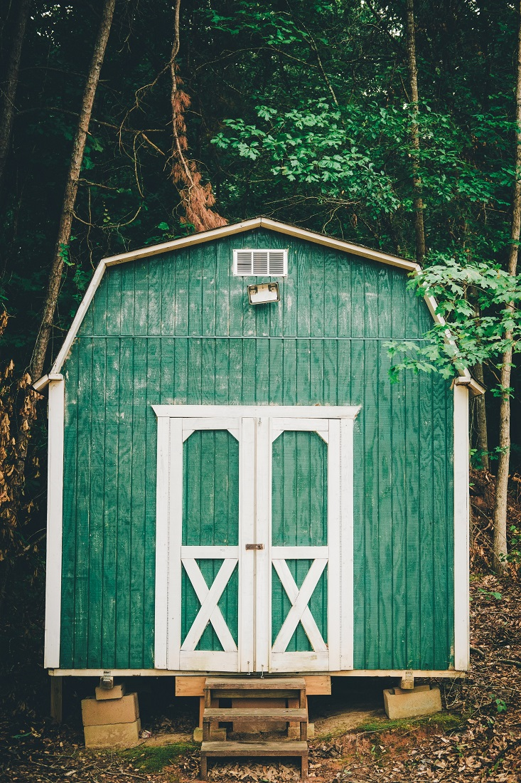 Do Sheds Need Gutters 2