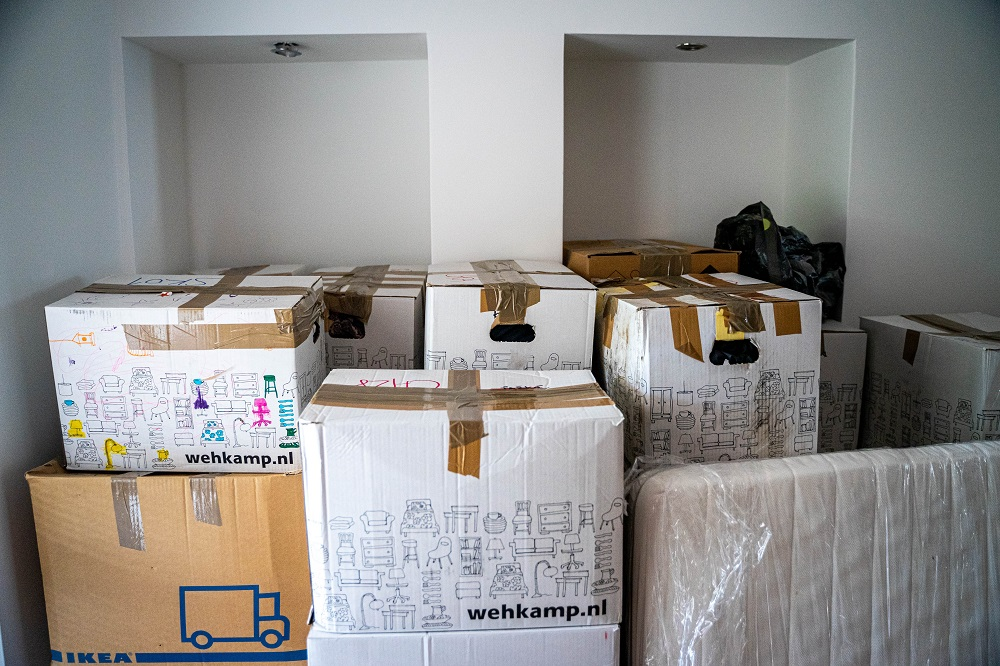 How to Pack a House Quickly for Moving 1