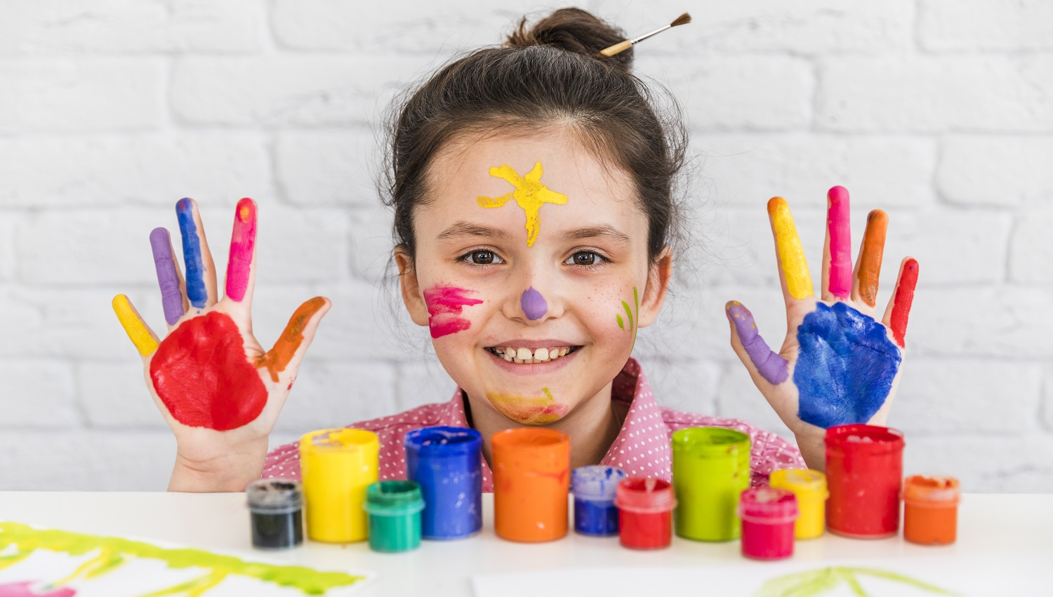 59 Face Painting Ideas 001