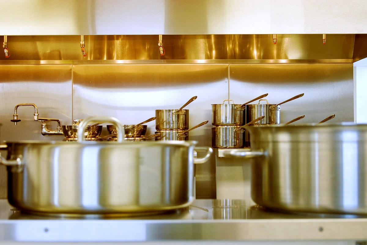 Different Types of Stainless Steel Cleaning Solutions 5