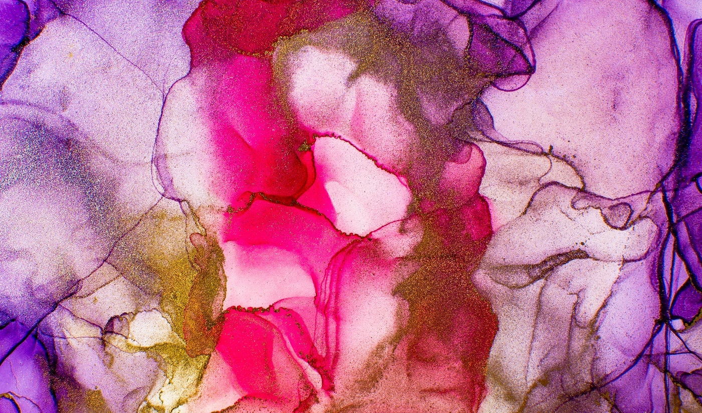 Alcohol Ink Art Tutorial [Alcohol Inks 101]
