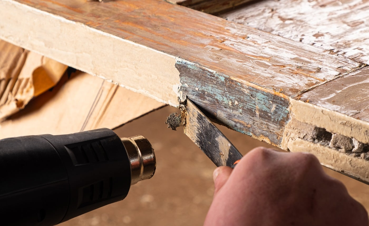 Best Latex Paint Remover