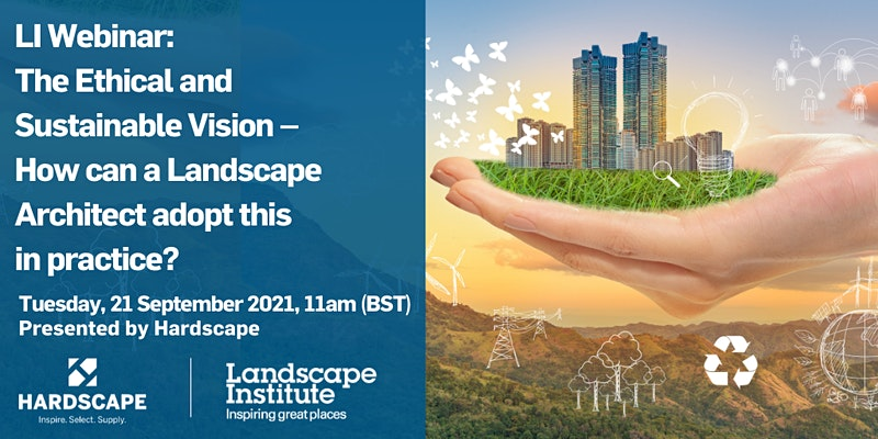 The Ethical and Sustainable Vision of Landscape Architects | Webinar
