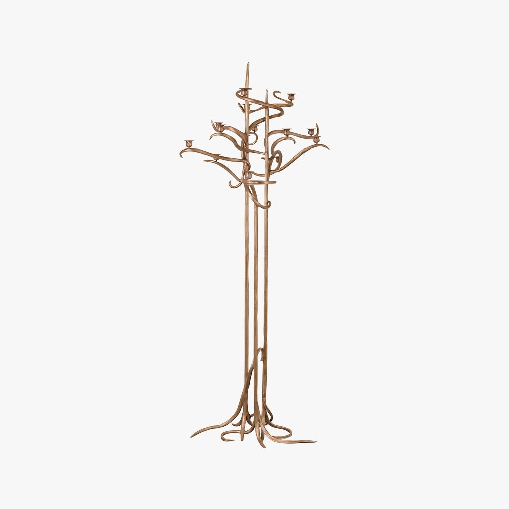 Torchiere Without Leaves